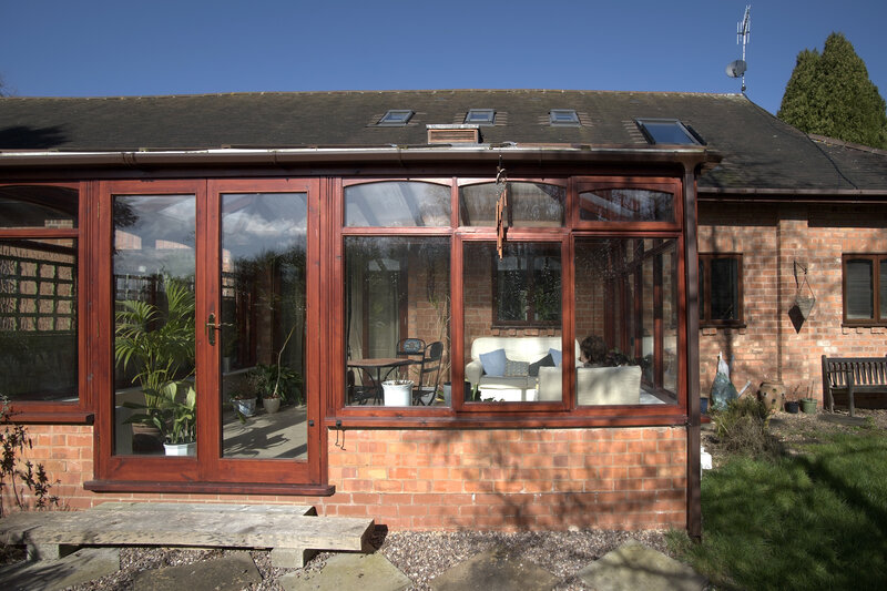 Solid Roof Conservatories in Northampton Northamptonshire